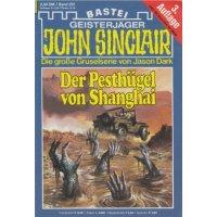 Bastei John Sinclair 3. Auflage Nr.: 291 - Dark, Jason: Der Pesthügel von Shanghai Z(1-2)