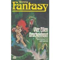 Moewig Terra Fantasy 1. Aufl. Nr.: 54 - Carter, Lin (Hg.): Vier Ellen Drachenhaut Z(2)