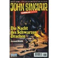 Bastei John Sinclair Sammleredition Nr.: 39 - Dark, Jason: Die Nacht der Schwarzen Drachen Z(1-2)