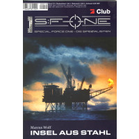 Bastei Special Force One Nr.: 10 - Wolf, Marcus: Insel aus Stahl Z(1)