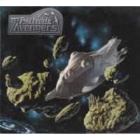 Moewig Musik CD Nr.: 1 - The Psychedelic Avengers: The Curse Of The Universe Z(1-2)