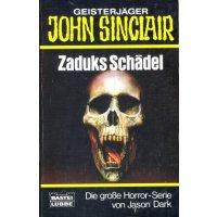 Bastei John Sinclair Taschenbuch Nr.: 73105 - Dark, Jason: Zaduks Schädel Z(1-2)