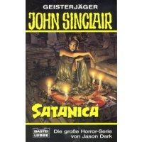 Bastei John Sinclair Taschenbuch Nr.: 73200 - Dark, Jason: Satanica Z(1-2)