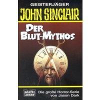 Bastei John Sinclair Taschenbuch Nr.: 73203 - Dark, Jason: Der Blut-Mythos Z(1-2)