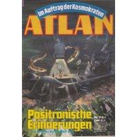 Moewig Atlan Nr.: 731 - Klee, Falk-Ingo: Positronische Erinnerungen Z(1-2)