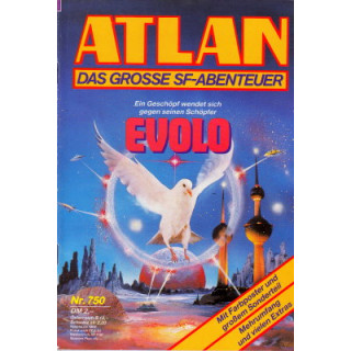 Moewig Atlan Nr.: 750 - Griese, Peter: Evolo Z(1-2)