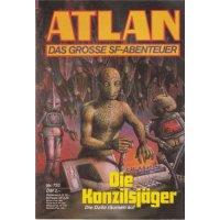 Moewig Atlan Nr.: 753 - Ellmer, Arndt: Die Konzilsjäger Z(1-2)