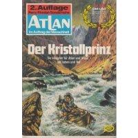 Moewig Atlan 2. Auflage Nr.: 100 - Scheer, K. H.: Der...