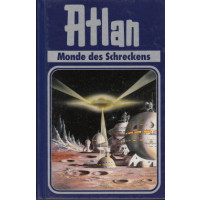 Moewig Atlan Blaue Bände Nr.: 15 - Castor, Rainer: Monde des Schreckens Z(1-2)