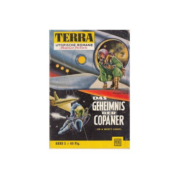 Moewig Terra Nr.: 5 - Varne, Richard: Das Gehiemnis der Copaner Z(2-3)
