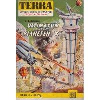 Moewig Terra Nr.: 11 - Richard, J. R.: Ultimatum vom Planeten X Z(2-3)