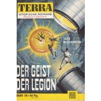 Moewig Terra Nr.: 98 - Williamson, Jack: Der Geist der Legion Z(1-2)