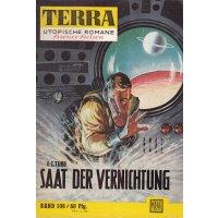 Moewig Terra Nr.: 106 - Tubb, E. C.: Saat der Vernichtung Z(1-2)