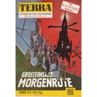 Moewig Terra Nr.: 113 - Scheer, K. H.: Großeinsatz Morgenröte Z(1-2)
