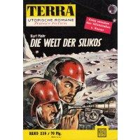 Moewig Terra Nr.: 239 - Mahr, Kurt: Die Welt der Silikos Z(1-2)