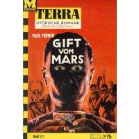 Moewig Terra Nr.: 277 - French, Paul: Gift vom Mars Z(1-2)