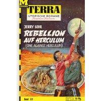 Moewig Terra Nr.: 321 - Sohl, Jerry: Rebellion auf Herculum Z(1)