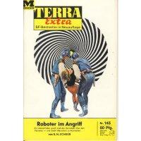Moewig Terra Extra Nr.: 145 - Scheer, K. H.: Roboter im...