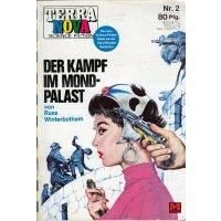 Moewig Terra Nova Nr.: 2 - Winterbotham, Russ: Der Kampf im Mondpalast Z(1-2)