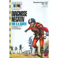 Moewig Terra Nova Nr.: 5/6 - Scheer, K. H.: Diagnose Negativ Z(2-3)