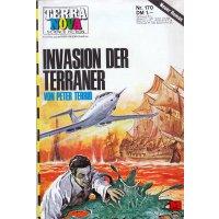 Moewig Terra Nova Nr.: 170 - Terrid, Peter: Invasion der...