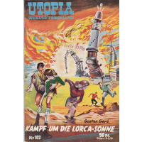 Pabel Utopia Nr.: 102 - Geve, Gaston: Kampf um die Lorca-Sonne Z(1-2)