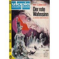 Pabel Utopia Nr.: 433 - Cummings, Ray: Der rote Wahnsinn Z(2)