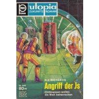 Pabel Utopia Nr.: 593 - Richards, R. J.: Angriff der Js...