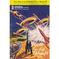 Pabel Utopia Großband Nr.: 5 - Elliot, Lee: Flucht in die Zukunft Z(2)