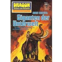 Pabel Dragon Nr.: 12 - Kneifel, Hans: Giganten der Unterwelt Z(1-2)