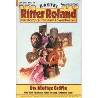 Bastei Ritter Roland Nr.: 14 - Herbst, Gunther: Die blutige Gräfin Z(1)