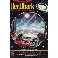 Kelter Ren Dhark 1. Aufl. Nr.: 20 - Brand, Kurt: Gehirnwäsche droht! Z(1-2)