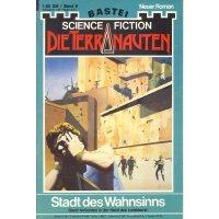 Bastei Die Terranauten Nr.: 8 - Pries, Carl: Die Stadt...
