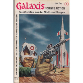 Moewig Galaxis Nr.: 3 - Diverse: Science-Fiction Magazin Z(2)