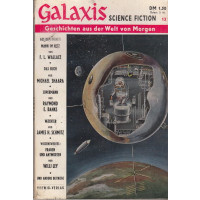 Moewig Galaxis Nr.: 13 - Diverse: Science-Fiction Magazin Z(2-3)