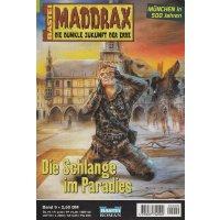Bastei Maddrax Nr.: 9 - Parrish, Michael J.: Die Schlange im Paradies Z(1-2)