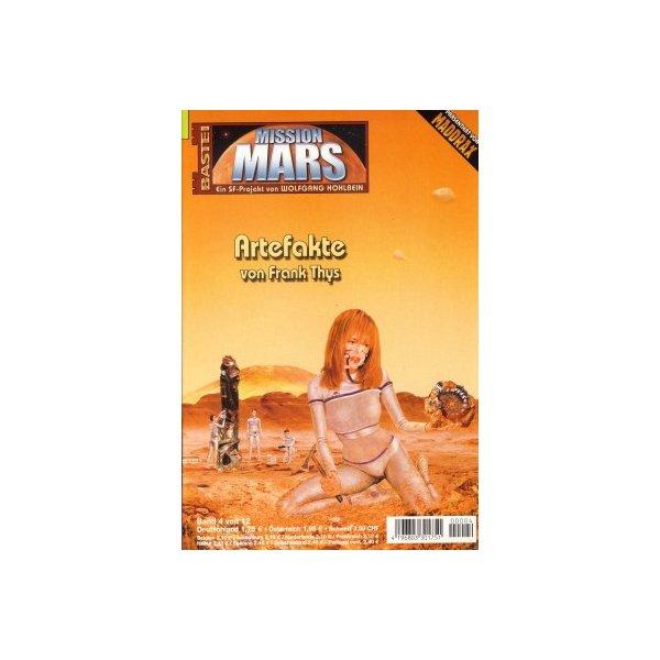 Bastei Mission Mars Nr.: 4 - Thys, Frank: Artefakte Z(1-2)