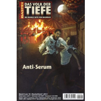 Bastei Das Volk der Tiefe Nr.: 8 - Vandis, Dario: Anti-Serum Z(0-1)