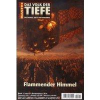 Bastei Das Volk der Tiefe Nr.: 11 - Kern / Seidel: Flammender Himmel Z(1-2)