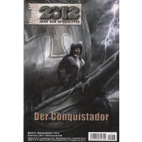 Bastei 2012 Nr.: 5 - Weinland, Manfred: Der Conquistador Z(0-1)