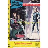 Pabel Mark Powers Nr.: 46 - Theodor, Peter: Furchtbare Strahlen Z(2)