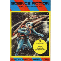 Andromeda Science Fiction Zukunftroman Nr.: 12 -...