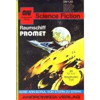 Andromeda Verlag Science Fiction Raumschiff Promet Nr.: 23 - Brand, Kurt: Amplituden Tod Z(1-2)