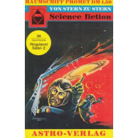 Astro Science Fiction Raumschiff Promet Nr.: 36 -...