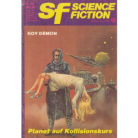 Zauberkreis Science Fiction Nr.: 204 - Demon, Roy: Planet...