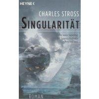 Heyne SF + Fantasy Nr.: 52016 - Stross, Charles: Singularität Z(1-2)