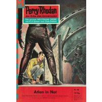 Moewig Perry Rhodan Nr.: 90 - Brand, Kurt: Atlan in Not...