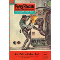 Moewig Perry Rhodan Nr.: 162 - Voltz, William: Der Pakt...
