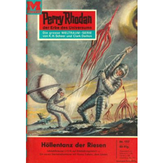 Moewig Perry Rhodan Nr.: 197 - Voltz, William: Höllentanz der Riesen Z(1-2)