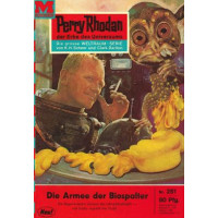 Moewig Perry Rhodan Nr.: 251 - Voltz, William: Die Armee...